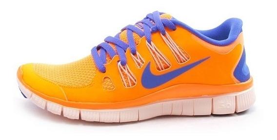 Tenis Nike Free 5.0+ Mujer Talla 23, 23.5, 24 Y 25.5 Mx