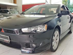 Mitsubishi Lancer 2.0 Cvt Couro 2014 - Monteiro Multimarcas