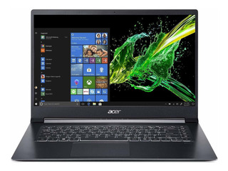 Acer Aspire 7, 15.6 Full Hd, 8th Gen Intel Core I7-8705g, M