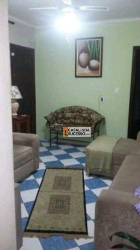 Casa Térrea 130m² 3 Dormts. 2 Vagas Próx. À Av. Lider - Ca6053 - Ca6053