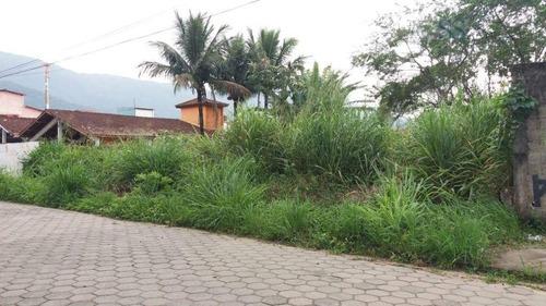 Imagem 1 de 5 de Terrenos Bem Localizado Á  50m Da Orla Da Praia Massaguaçu - Te0291