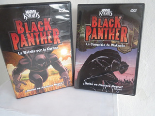 Comic Dvd Black Panter, Original