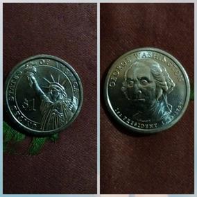 Estados Unidos - Moeda 1 Dólar Americano - Presidentes 8