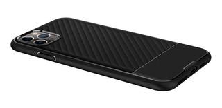 Capa Case iPhone 11 Pro Max Core Armor Matte Black Spigen