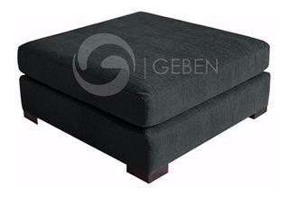 Puff Butacon Camastro 80 X 70 Para Sillon Sofa Chenille