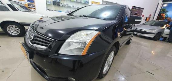 Nissan Sentra 2.0 Sl Flex Automático Revisado Impecável !!