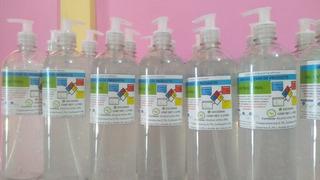 Gel Antibacterial Presentacion De 1 Litro, Envios Nacionales