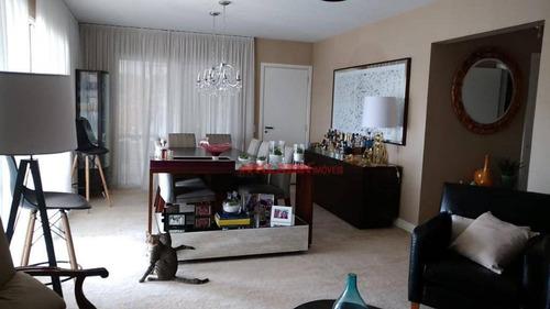 Imagem 1 de 30 de #=apartamento Com 3 Dormitórios À Venda, 188 M² Por R$ 2.690.000 - Vila Mariana - São Paulo/sp - Ap9376