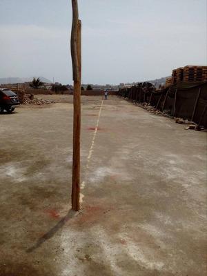 Alquiler Terreno En Chorrillos