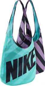 Bolsa Nike Feminina Graphic Turquesa Original - Frete Grátis