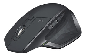 Mouse Wireless Logitech Mx Master 2s Bluetooth 1000 Dpi