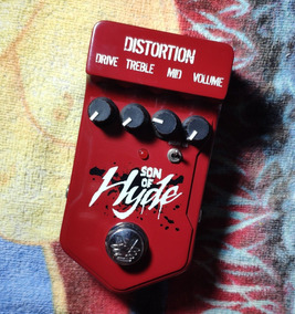Visual Sound Son Of Hyde Distortion V2 - Willaudio