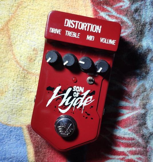 Visual Sound Son Of Hyde Distortion V2 - Willaudio