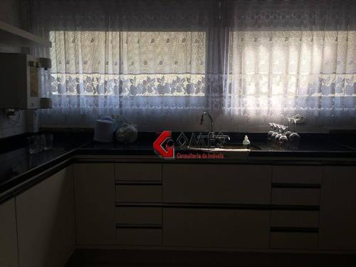 Apartamento Residencial À Venda, Centro, São Bernardo Do Campo. - Ap2418