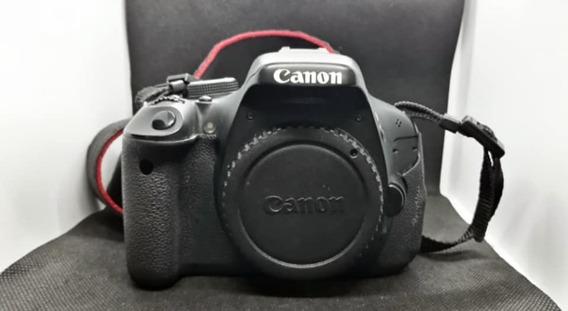 Câmera Canon Eos Rabel T3i - Usada