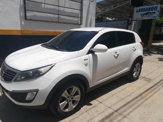 Kia Sportage Revolution 2012 4x4