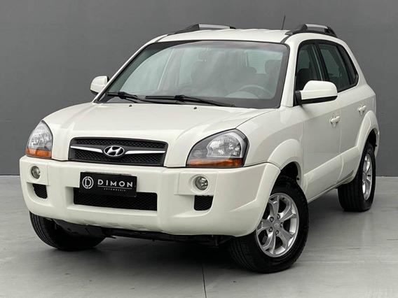 Hyundai Tucson Gls 2.0 Flex Aut