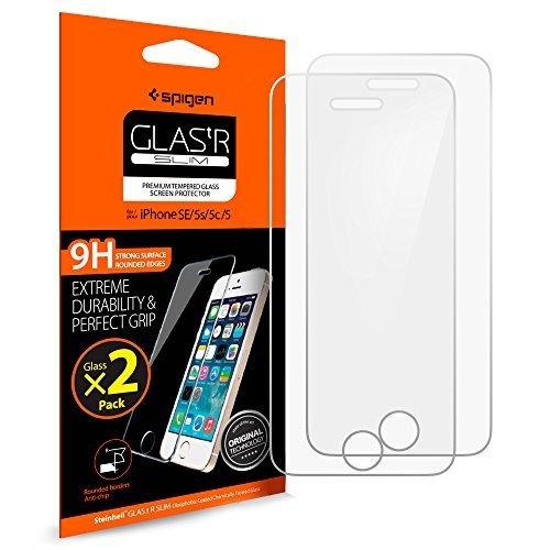 b9afee12d66 Spigen Protector De Pantalla Para iPhone Se Templado - $ 30.990 en Mercado  Libre