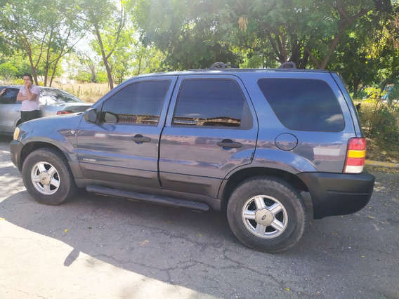 Ford Escape Version Importada 2001 2001