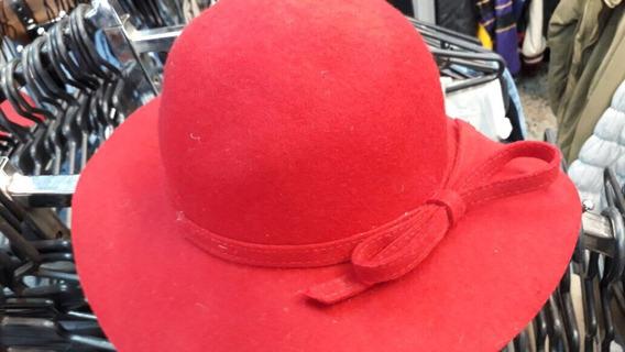 Sombrero Paño Dama Talla M