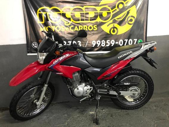 Nxr 150 Bros Es Mixflex - 2012