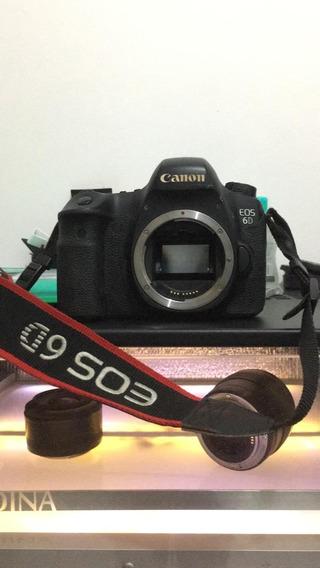 Canon 6d Mark I