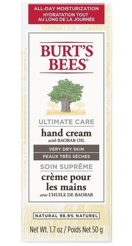 Crema De Manos Burt's Bees Cuidado Supremo 90 Gr