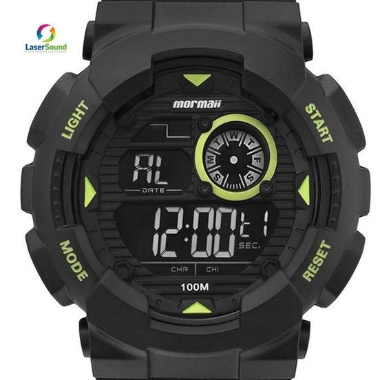 Relógio Mormaii Masculino Mo3415c/8v, C/ Garantia E Nf