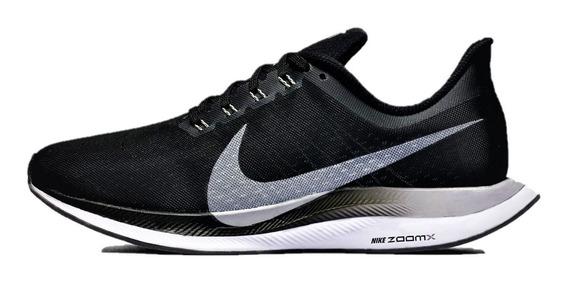 Tênis Nike Zoom Pegasus 35 Turbo Preto - Original Promo