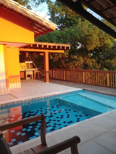 Casa Com 5 Dormitórios À Venda, 450 M² Por R$ 2.000.000,00 - Piatã - Salvador/ba - Ca0213