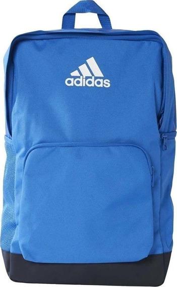 Mochila adidas B46130 Tiro - Azul Royal & Preta Original