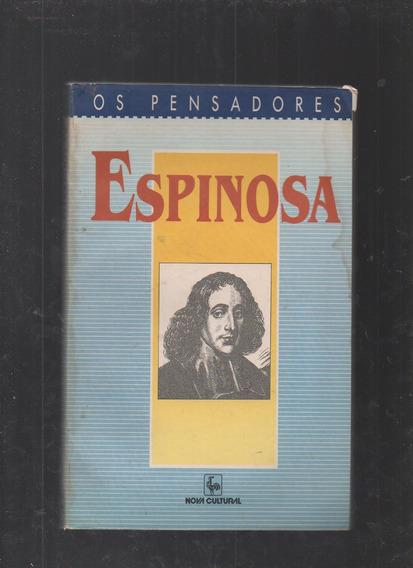 Livro Os Pensadores: Espinosa