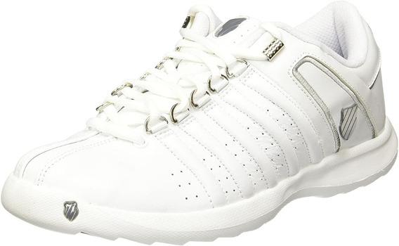 Tenis K-swiss Darwell Blanco / Gris Hombre