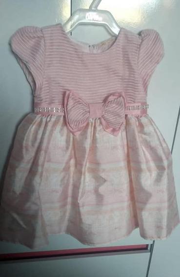 Vestido Infantis Pettit Cherie Tamanho 1 Ano
