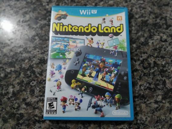 Nintendo Land - Wiiu Original