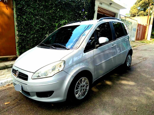 Fiat Idea 2013 1.6 16v Essence Flex Dualogic 5p