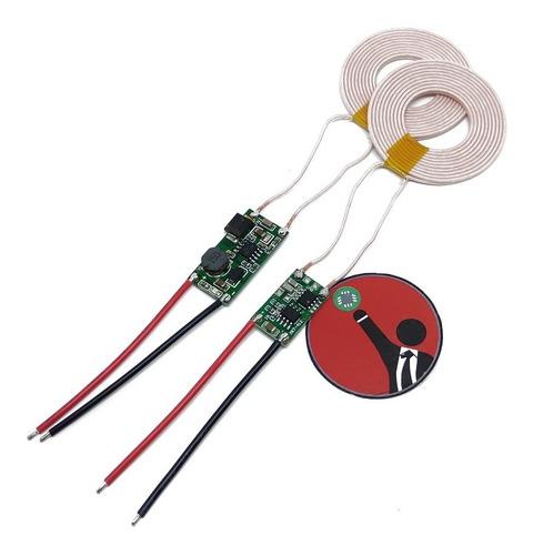 Modulo De Carga Inalambrica 5v Arduino Electronica Uno Mega