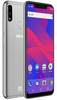 Blu Vivo Xi+ Dual Sim Lte 6.2 Fhd 128gb6gb Prata