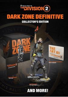 The Division 2 Dark Zone Edición De Colección Nueva Ya