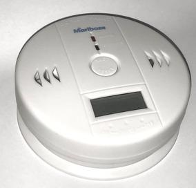 Alarme Detector De Fumaça Monóxido De Carbono