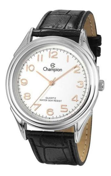 Relógio Champion Masculino Social Ch22804q Classic Analógico