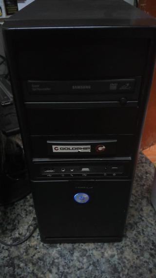 Pc - Computador Itautec Core2duo - 320gb - 2gb