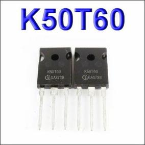 Transistor K50t60 Ikw50n60t To-247 Igbt - Kit C/ 10 Unidades