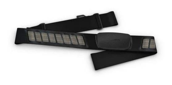Cinta Cardíaca Hrm Premium Ant+ Garmin Dual Band Lacrado