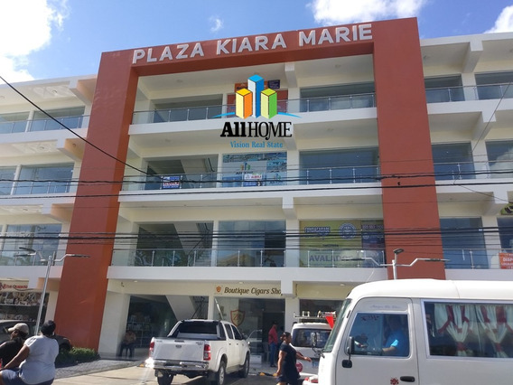 Modernos Locales En Alquiler Centro De La Romana Rd
