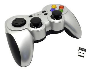 Joystick Gamepad Pc Inalambrico Logitech F710 Vibracion