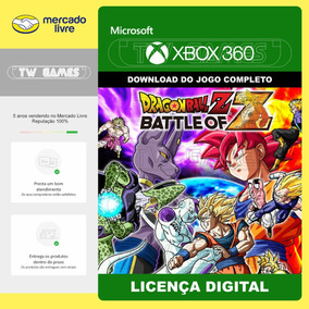 Dbz Battle Of Z Digital Xbox 360