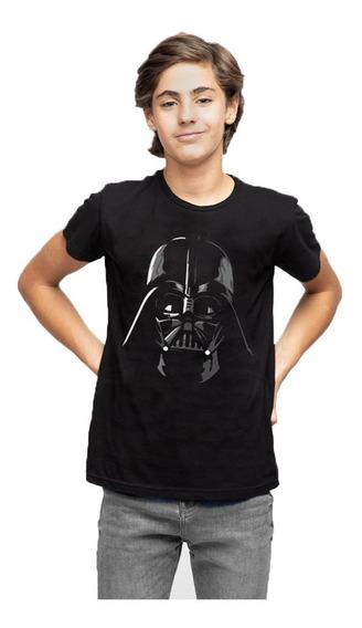 Playera Niño Vader Licencia Star Wars