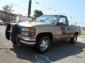 Pick Up Chevrolet Cheyenne Equipada, Mod. 1996, Color Arena