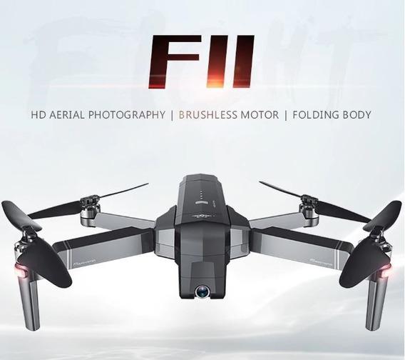 Drone Sjrc F11 Gps 5g Wifi Fpv Camera 2k 25min Voo Brushless